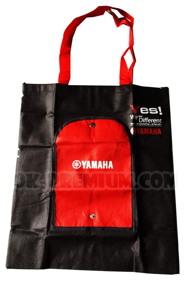 T1617 ถุงผ้าสปันบอนด์ ถุงผ้า พรีเมี่ยม ถุงผ้าพรีเมี่ยม ของที่ระลึก ของฝาก สินค้านำเข้า ของแจก ของแถม