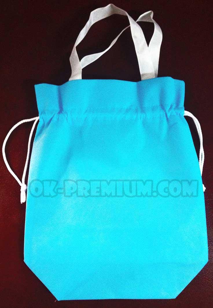 T1619 ถุงผ้าสปันบอนด์ ถุงผ้า พรีเมี่ยม ถุงผ้าพรีเมี่ยม ของที่ระลึก ของฝาก สินค้านำเข้า ของแจก ของแถม