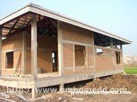 งานก่ออิฐ สร้างบ้าน