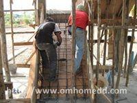 งานบันได สร้างบ้าน