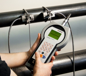 เครื่องวัดการไหล ,อัตราการไหล ,Clamp ,on ,การไหลน้ำ .วัดน้ำ ,วัดการไหลก๊าซ ,น้ำในท่อ ,Ultrasonic ,Flow ,Meter