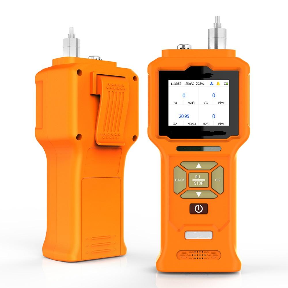 เครื่องวัดแก๊ส ,เครื่องวัดก๊าซ ,เครื่องตรวจับ ,ที่อับอากาศ ,เครื่องวัดกลิ่น , เครื่องวัด ,Gas , แก๊สดีแทคเตอร์ , Gas Detector , เครื่องวัดแบบพกพา , พกพา , Protable ,Detector , Nitogen , ไนโตรเจน ,เครื่องวัดแบบ 4 ค่า , เซ็นเซอร์