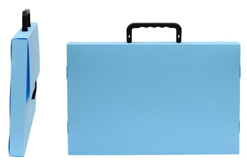 เครื่องเขียนแฟ้มกระเป๋า กระเป๋าพลาสติกใส่เอกสาร F4 BG022