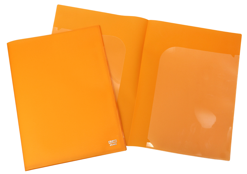 แฟ้มพับ แฟ้มสัมมนา seminar file folder