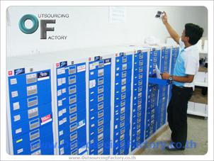 OF Warehouse คลังสินค้าออนไลน์ Fulfillment - ทำการคัดเลือกสินค้า