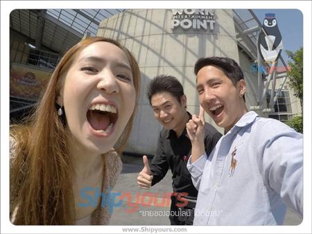 ทีมงานผู้บริหาร Shipyours คลังสินค้าออนไลน์