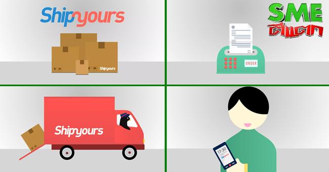 คลังสินค้าออนไลน์ Shipyours ครบวงจรจริงๆ ทั้ง จัดเก็บสินค้า บรรจุ และจัดส่ง ให้ในที่เดียว