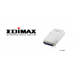 PS-1206P     Edimax PS-1206P Fast Ethernet Parallel Print Server