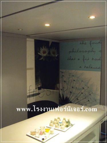 พาร์ทิชั่นกั้นห้องTREATMENT-ZENSE OF JOY SPA เซ็นทรัล ปิ่นเกล้า