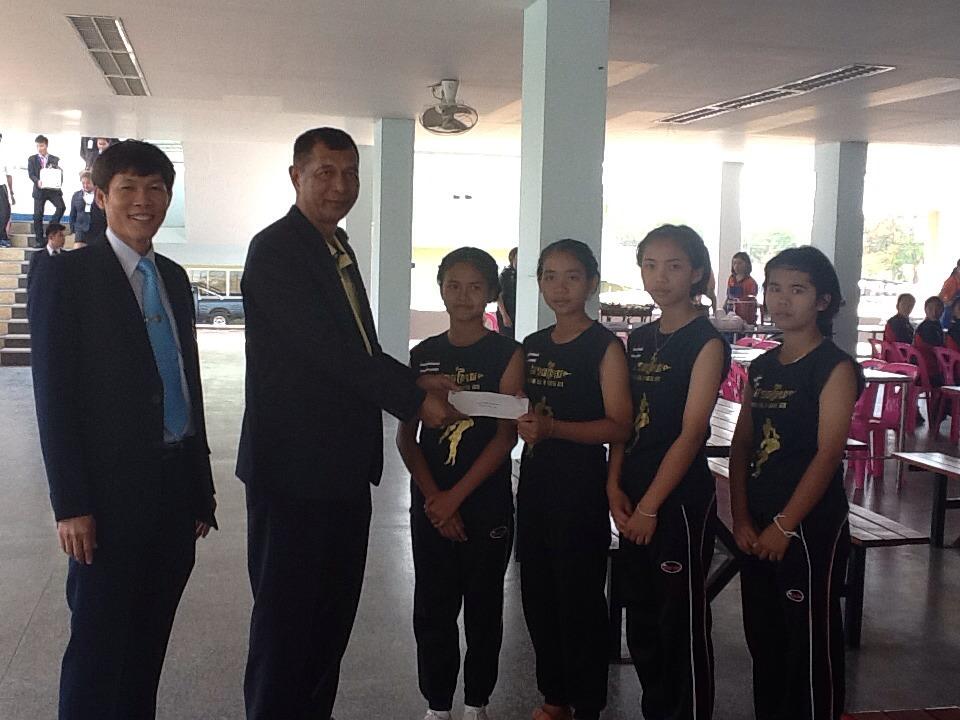 แถลงข่าวปันจักสีลัตชิงชนะเลิศแห่งประเทศไทย2558