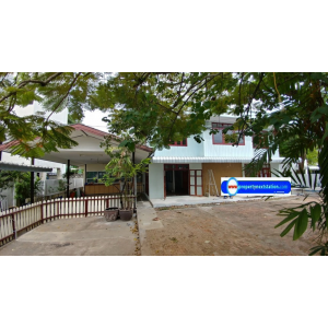 House 3 bedroom for rent in Intamara road around Suthisarn MRT station