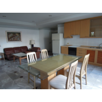 Apartment  with 2 bedroom in Sathorn near Surasak BTS
