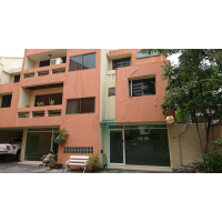 Townhouse 3 bedoom in compound for rent in Sukhumvit 31