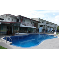 Townhouse 2 bed, 2 bathroom in compound with pool around Ari BTS or Phaholyothin soi 8