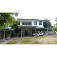House 4-5 bedroom for office or school for rent on Intamara road or Ratchda-Viphawadee