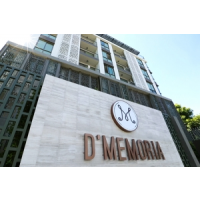 D' Memoria 2 bedroom new condition fully furnished for rent or sale