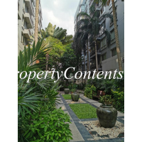 Sathorn Plus on The Pond 1 Bedroom about 54 sq m. on Soi Yenarkat in Sathorn Soi 1-Rama IV road