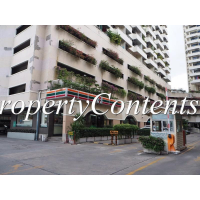 Saranjai Mansion big 1 bedroom condo short walk NaNa BTS Station high floor about 56 sq m.