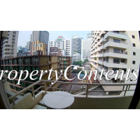 Saranjai Mansion big 1 bedroom condo short walk NaNa BTS Station 8th floor about 63 sq m