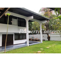 House for home Office with garden in Rama 9 near The Ninth