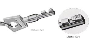 กุญแจมาสเตอร์คีย์, MASTER KEY, กุญแจนาฬิกายาม, กุญแจเปิดเครื่องนาฬิกายาม