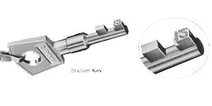 กุญแจสถานี, กุญแจนาฬิกายาม, กุญแจ PR 600