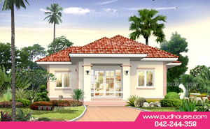 บ้าน,แบบบ้าน,แบบบ้านชั้นเดียว,รับสร้างบ้าน,รับสร้างบ้านภาคอีสาน