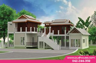 แบบบ้าน,รับสร้างบ้าน,รับเหมาก่อสร้าง,แบบบ้านยกสูง,แบบบ้านฟรี