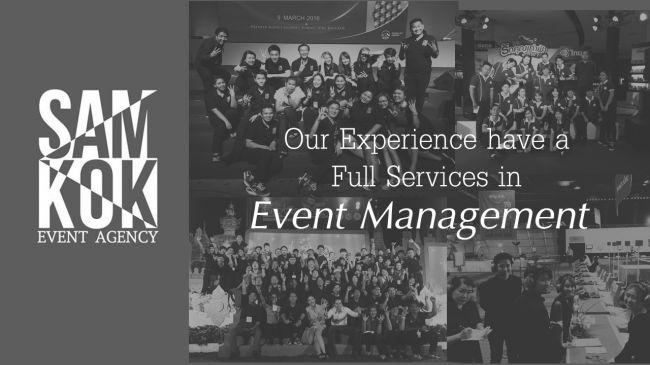 บริษัท สามก๊กอีเว้นเอเจนซี่ จำกัด รับจัดงานอีเว้นท์,รับจัดงาน,งานโรดโชว์,งานแถลงข่าว,งานเปิดตัวสินค้า,งานแสดงสินค้า,งานออกบูธ,งานเลี้ยงพนักงาน,งานประชุม,งานสัมมนา,งานปาร์ตี้,บริษัทอีเว้นท์ออร์กาไนเซอร์,บริษัทอีเว้นท์ออร์แกไนเซอร์,