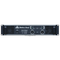 Power Amp SHINKIWA S-3600