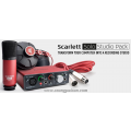 Audio Interface Scarlett Solo Studio Pack