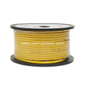 สาย Hook-Up 14AWG UL-1015 Yellow
