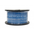 สาย Hook-Up 14AWG UL-1015 Blue