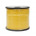 สาย Hook-Up 18AWG UL-1015 Yellow