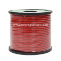 สาย Hook-Up 18AWG UL-1015 Red