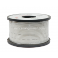 สาย Hook-Up 24AWG UL-1017 White