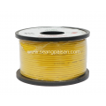 สาย Hook-Up 24AWG UL-1017 Yellow