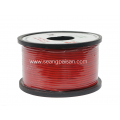 สาย Hook-Up 24AWG UL-1017 Red
