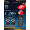 Promotion Wharfedale Pro Set-7