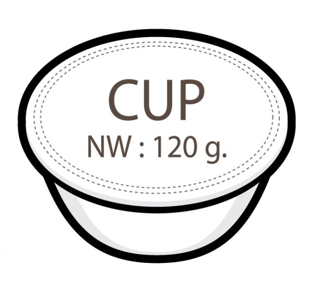 Sipso Cup 120g