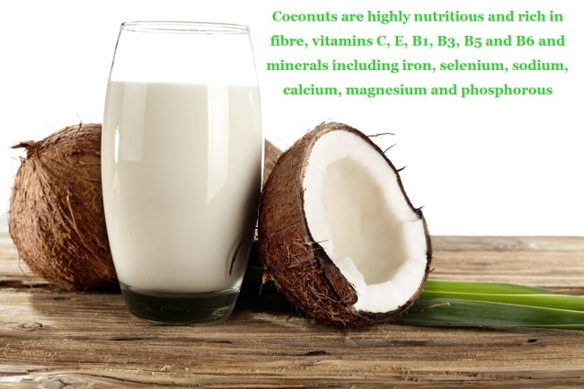 Coconut Milk benefit