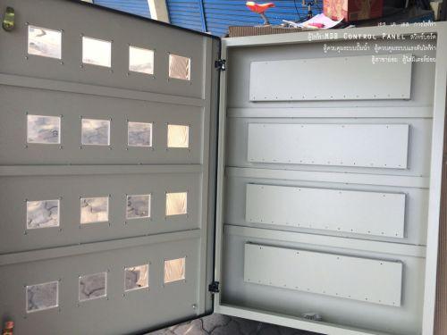 อุปกรณ์งานระบบไฟฟ้าตู้ใส่มิเตอร์ย่อยสำหรับอพาร์ตเม้นท์คอนโดห้องพักหอพักเช่านอน