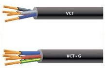 สายไฟVCT สายไฟVCT-GRD ราคาสายไฟฟ้าไทยถูก