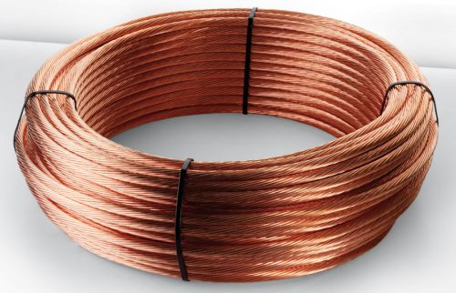 อุปกรณ์ไฟฟ้าสายไฟฟ้าราคาส่งสายทองแดงเปลือยล่อฟ้าอลูมีเนียมเปิดร้านไฟฟ้า