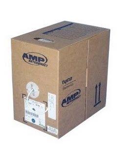 Product Specification  Overview  อุปกรณ์สายนำสัญญาณ UTP ยี่ห้อ AMP มาตรฐาน CAT6 (250 MHz) ใช้สำหรับเชื่อมต่อระบบเครือข่ายแบบสาย (LAN) ภายในบ้านหรือสำนักงานที่ต้องการคุณภาพสูงมาก รองรับความเร็ว 10/100/1000 Mbps