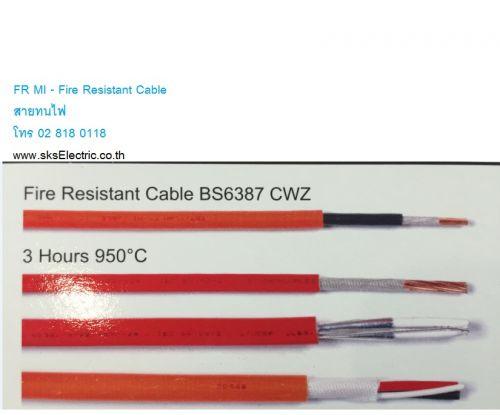 สายทนไฟสายทนไฟไหม้สายไฟสำหรับอาคารสูงสายทนความร้อนหุ้มสีแดง