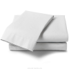 Bed sheets & Pillow Case white colour
