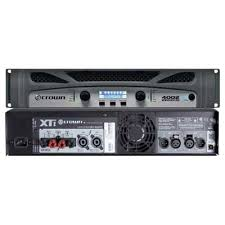 crown xti6002 power amplifier with dsp 6000 watts new. Black Bedroom Furniture Sets. Home Design Ideas