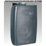 ITC-AUDIO T-776H ลำโพงติดผนัง Two Way Wall Speaker 40W.Black