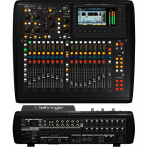 Behringer X-32 Compact Compact ดิจิตอลมิกซเซอร์ Digital Mixer 40-Input , 25-BUS Digital Mixing Console with 16 Programmable  MIDAS Preamp, 17  Motorized Faders, Channel LCD's,32-Channel Audio Interface and iPad/iPhone Remote Control